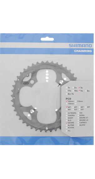 Shimano Deore FC-M590 Klinge 3x9 speed grå